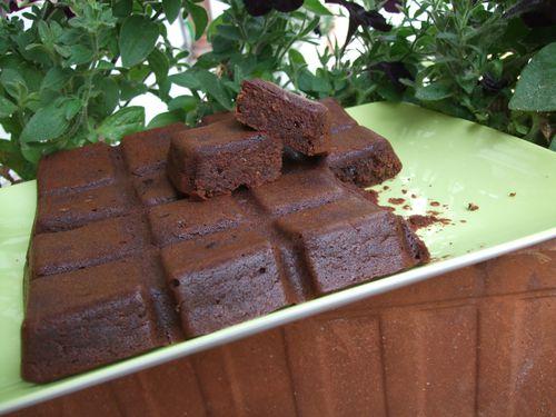 Gâteau choco-mascarpone pour un Tour en Cuisine